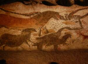 Ancient animal paintings make France's Lascaux caves the Sistine Chapel of the prehistoric world.