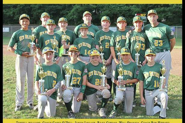 The New Milford Pride baseball team is headed to Aberdeen, Maryland, June 29 to represent New England in the Cal Ripken World Series.