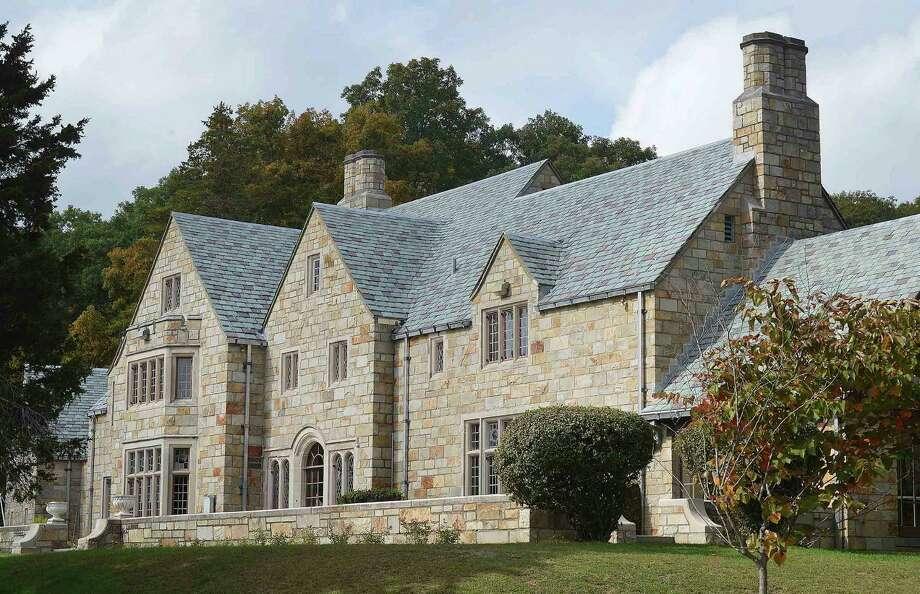 Gallaher Mansion at Cranbury Park in Norwalk. Photo: Alex Von Kleydorff / Hearst Connecticut Media File / © 2015   Connecticut Post
