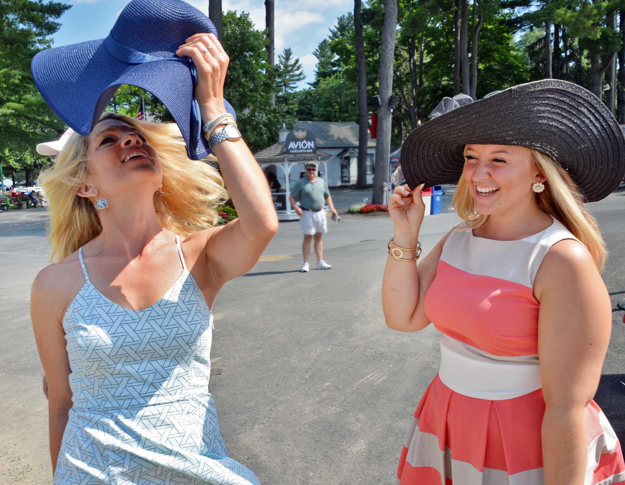 decoding the saratoga race course dress code - times union