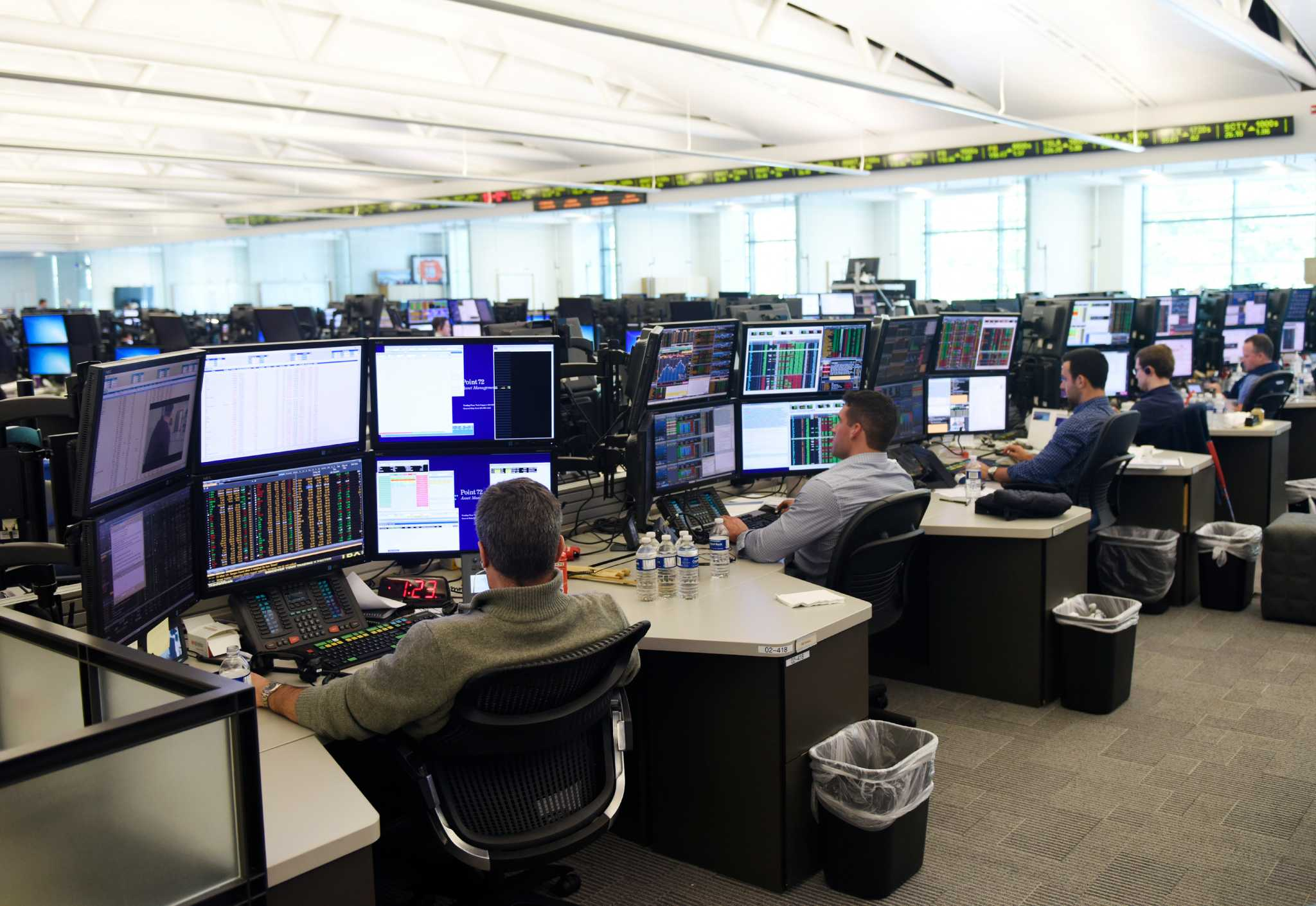 Stamford Financial Services Industry Weathers Global