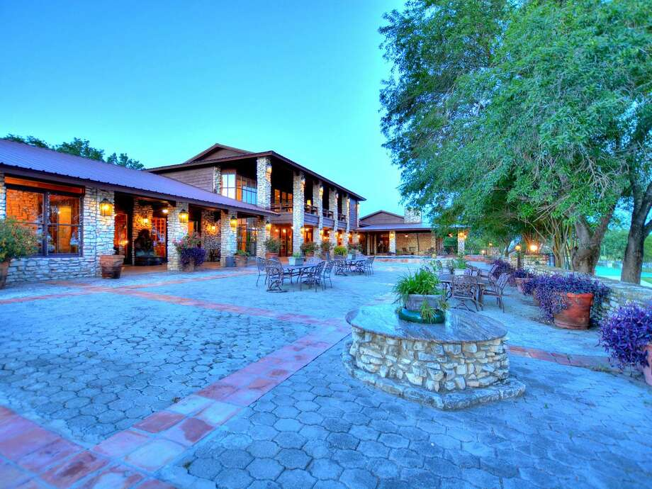 The Briarpatch ranch in Lockhart, Texas, was also a famous filming location. Photo: Sotheby's International Realty