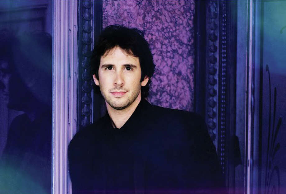 Josh Groban will perform at at Mohegan Sun Arena on Friday, July 29. Photo: Mohegan Sun Arena / Contributed Photo