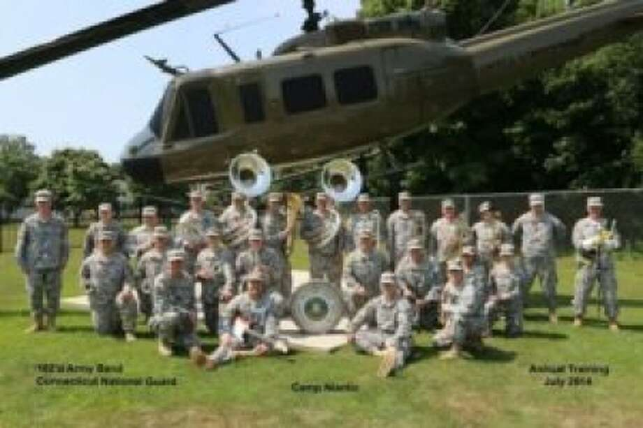 Photo: / 102nd Army Guard Band