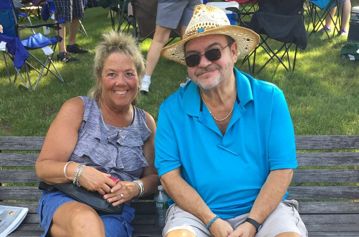 Were you Seen at opening day of the 148th season of thoroughbred racing at the Saratoga Race Course in Saratoga Springs on Friday, July 22, 2016?