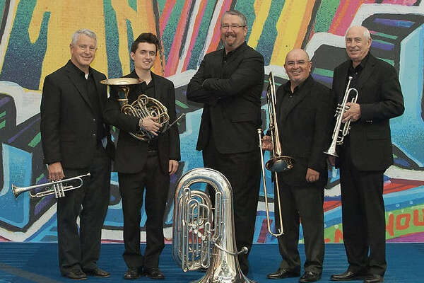 "Second Street Brass Quartet will perform at 2 p.m. July 24 at ""Sunday Showcase: On Stage at George Memorial Library."""