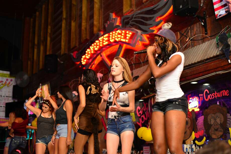 20. Coyote Ugly SaloonGross alcohol sales: $233,364.93Keep clicking to see which prominent hotels, bars and restaurants  were the highest grossing in Bexar County in October, according to mixed  beverage receipts from the state's comptroller's office. Photo: Kody Melton