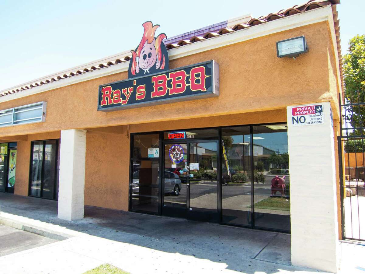 Ray's BBQ in Los Angeles, Calif.