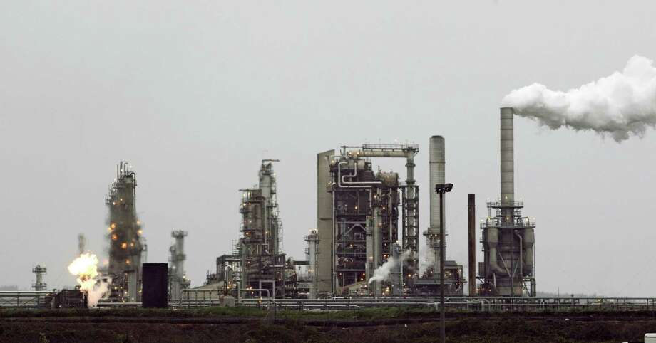 File photo of Andeavor refinery in Anacortes, Wash. Marathon Petroleum is buying San Antonio-based Andeavor for $23 billion, the companies announced Monday. Photo: Ted S. Warren /AP / Copyright 2016 The Associated Press. All rights reserved. This material may not be published, broadcast, rewritten or redistribu