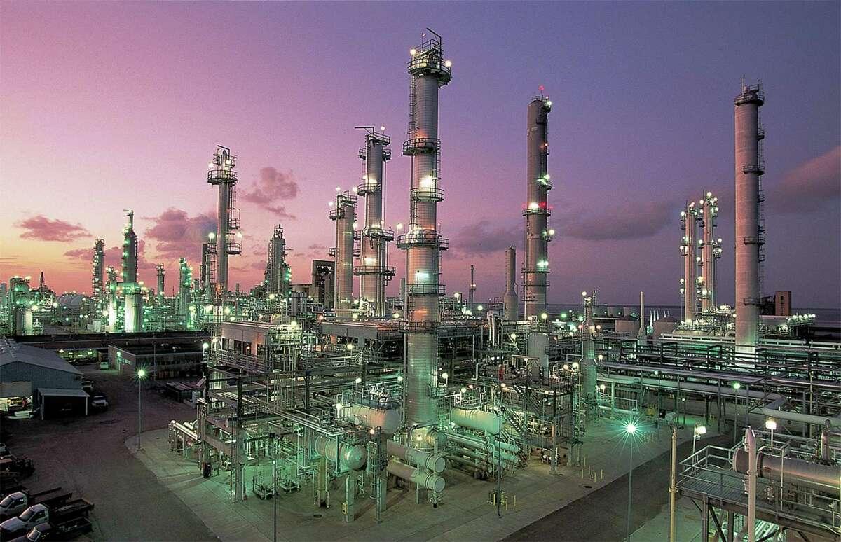 Valero Energy Corp.'s Corpus Christi West refinery.