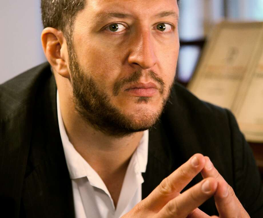 Pianist Thomas Adès is among the most innovative composers today. Photo: Brian Voice