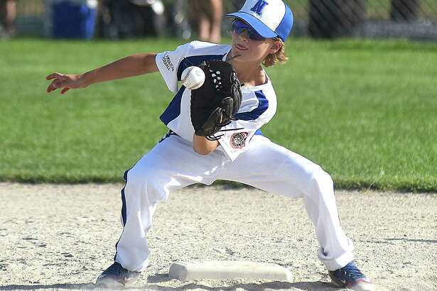 Norwalk Cal Ripken 10-year-old All-Star shortstop Henry Feinstein has been a key cog in his team's defensive success this summer. Norwalk won the New England Regional championship on Thursday and now looks to prepare for the Cal Ripken 10-year-old World Series next month.