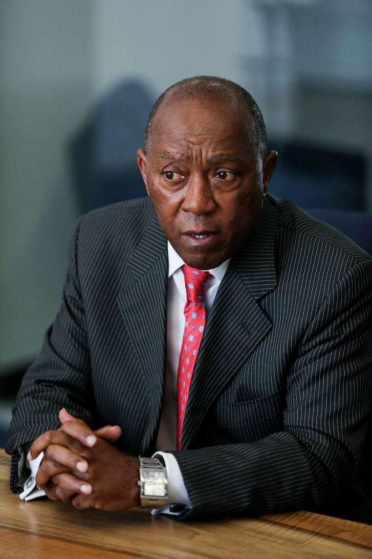 Houston Mayor Sylvester Turner  (Michael Ciaglo / Houston Chronicle )