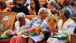 Centenarians in Washington, D.C., are celebrated at Zion Baptist Church in Washington last month. They are the exception. When planning for retirement, consider this: In the U.S., the typical man at 65 is expected to live another 18 years, and the typical woman, about 20.