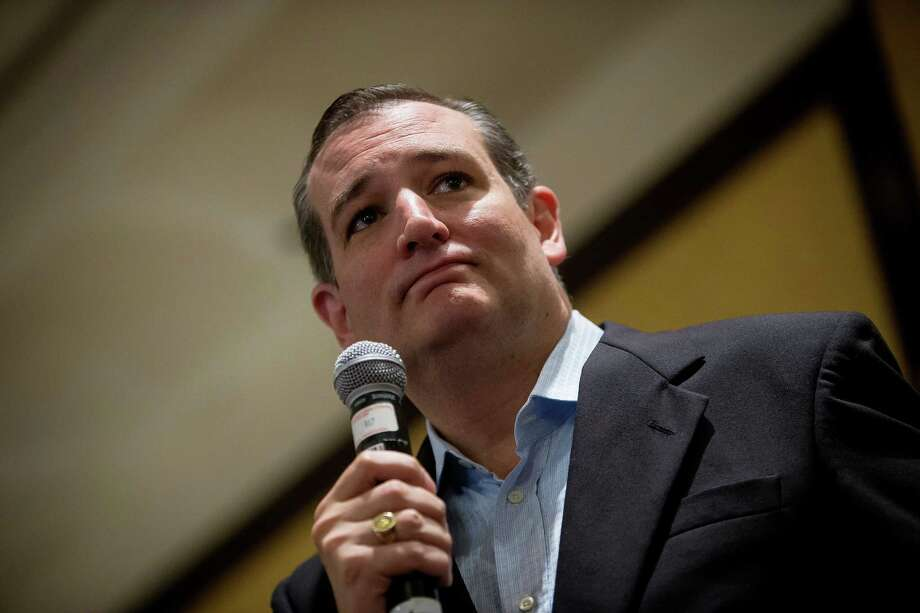 Sen. Ted Cruz is facing the wrath of Donald Trump after refusing to endorse the GOP nominee.the convention. (Eric Thayer/The New York Times) Photo: ERIC THAYER, STR / NYTNS