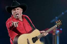 Garth Brooks performs Friday July 22, 2016 at AT&T Center.