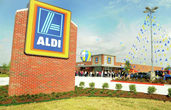 The Aldi store in Spring is one of 24 in the Houston market.