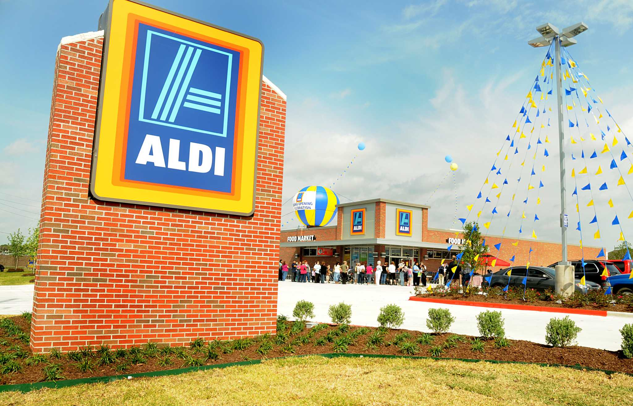 Aldi Food Store In Houston