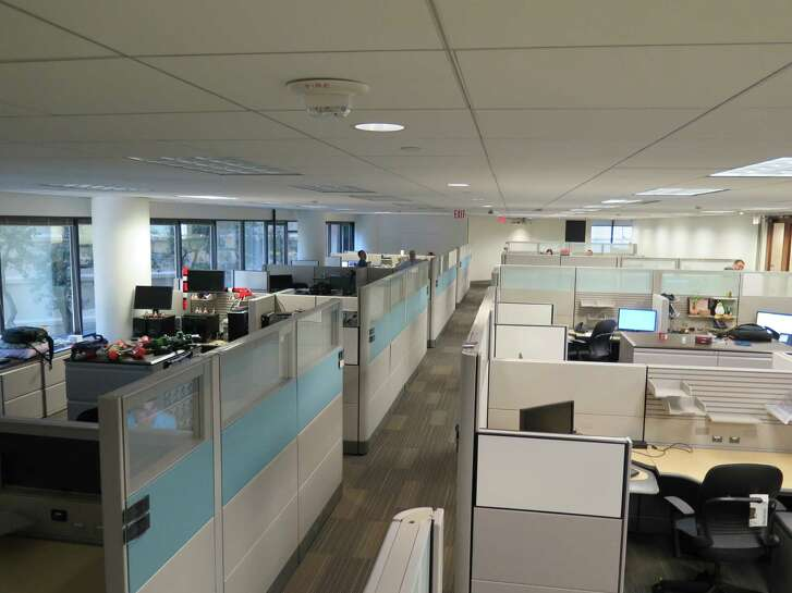 Continuum now occupies two floors at 777 North Eldridge Parkway.