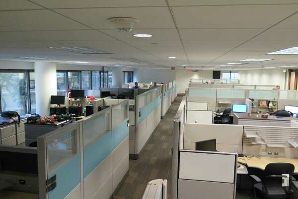 Continuum now occupies two floors at 777 North Eldridge Parkway.