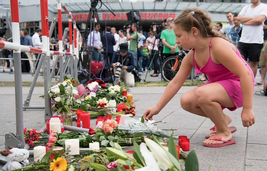 Munich shooting: Gunman planned attack 'for year'
