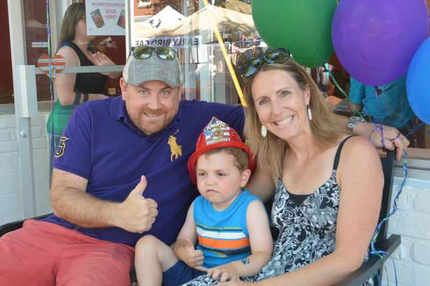 The Ridgefield Chamber of Commerce held its annual SummerFest Street Festival on July 23, 2016. Festival goers enjoyed sidewalk sales, food, vendors, music, a fun KidsZone, a farmer's market and more. The day started off with Yoga in the Park and wrapped up with a wine tasting fundraiser. Were you SEEN?