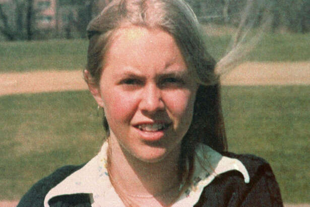 Martha Moxley, shown in this undated photo, was found bludgeoned to death with a golf club on her family's estate in Greenwich in 1975. Her neighbor, Michael Skakel, was convicted June 7, 2002, in the murder and is serving a prison sentence of 20 years to life. (AP Photo/Bob Child)
