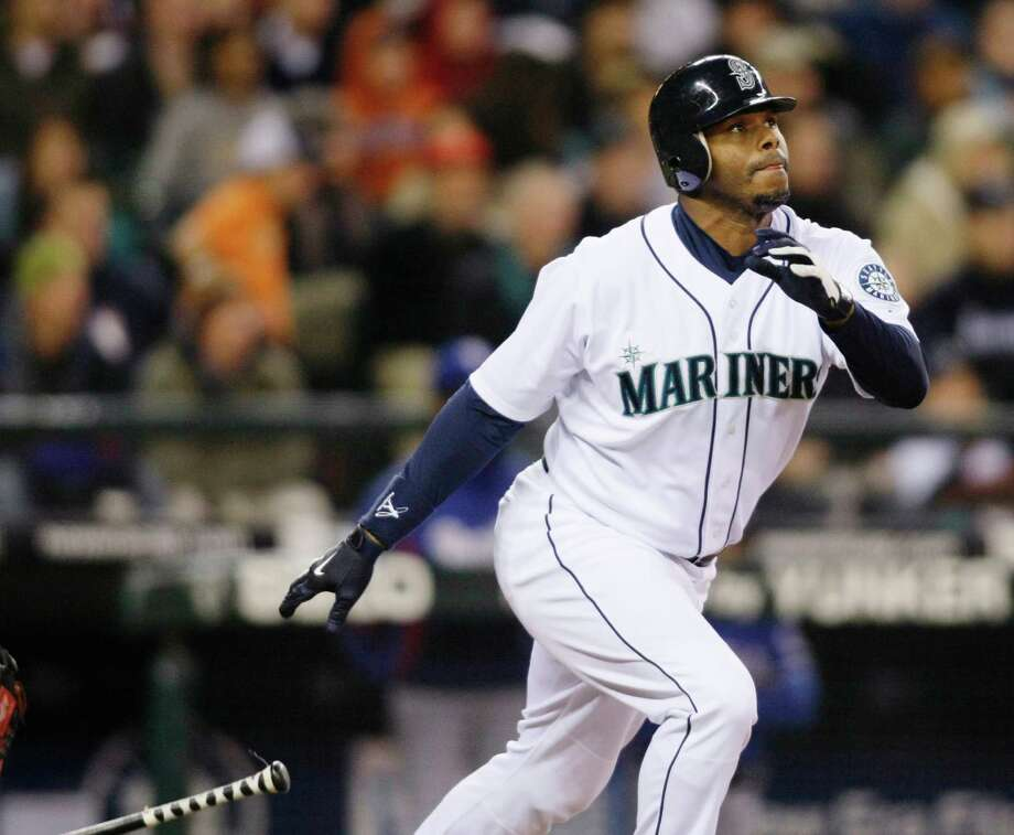 710 ESPN Seattle and ROOT Sports will be re-airing classic Mariners games until the end of May. Beginning Wednesday, they will be broadcasting every night starting at 7 p.m. PDT, according to a team press release. Photo: John Froschauer / FR74207 AP