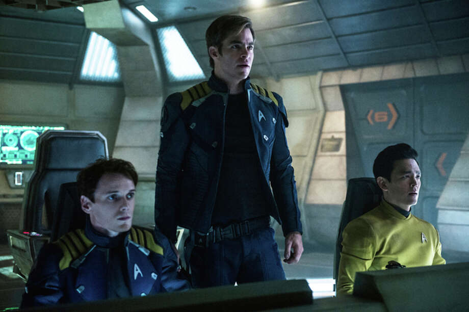Caption here / © 2016 Paramount Pictures. All Rights Reserved. STAR TREK and all related marks and logos are trademarks of CBS Studios, Inc.