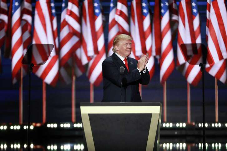 "Donald Trump capped off last week's Republican National Convention by accepting the party's nomination for president on Thursday at Quicken Loans Arena in Cleveland. ""He's a tough guy,"" one Republican loyalist says of Trump."