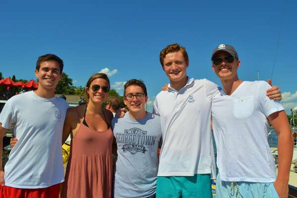 The 15th annual Park City Regatta took place on July 23, 2016. The event, hosted by the Fayerweather Yacht Club, raises money for St. Vincent's Medical Center. Were you SEEN?