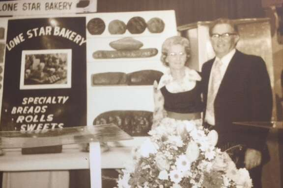 Wilma and Mac Morris Sr. owned the Lone Star Bakery at 900-902 E. Commerce Street during the late 1950s. It was one of several small neighborhood stores that sold fresh bread and treats.