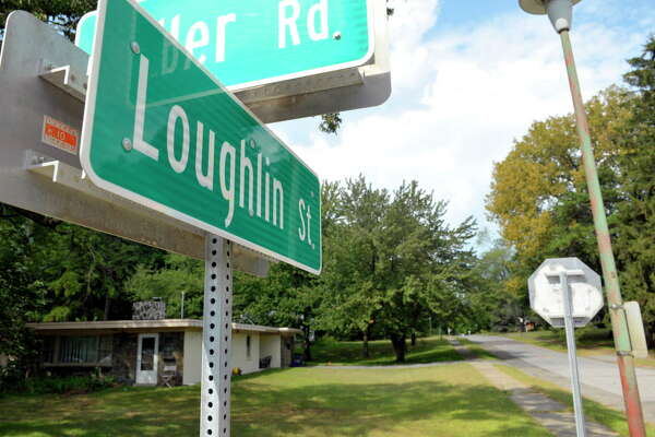 Apartments proposed for Loughlin Street in Albany are meeting resistence from neighbors. (Paul Buckowski / Times Union)