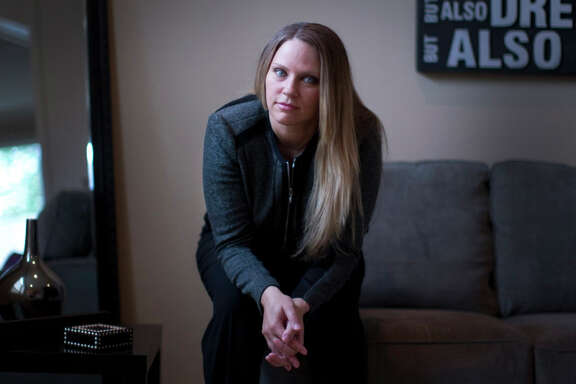 Brenda Tracy reported being the victim of sexual violence involving members of the Oregon State football team in 1998. She speaks as an advocate for victims.