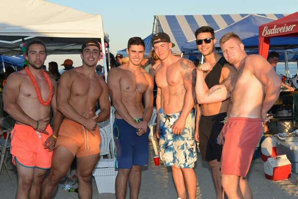 Stratford's annual Blues on the Beach party was held on Short Beach on   July 23, 2016. Beach goers enjoyed live music, dancing, food and   family-friendly activities. Were you SEEN?