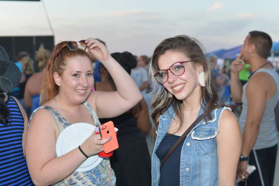Stratford's annual Blues on the Beach party was held on Short Beach onJuly 23, 2016. Beach goers enjoyed live music, dancing, food andfamily-friendly activities. Were you SEEN? Photo: Joseph DeFrancisco