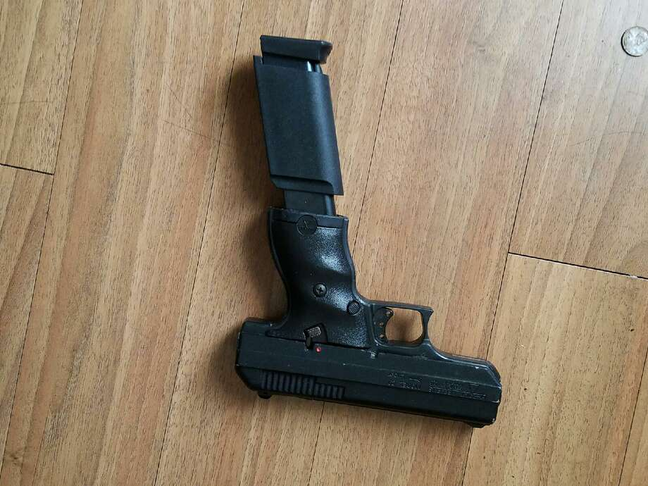 Jaquan McNeil was arrested in Stamford, Conn. on July 23, 2016 on weapons charges after police found him with a loaded hand gun and high capacity magazine.