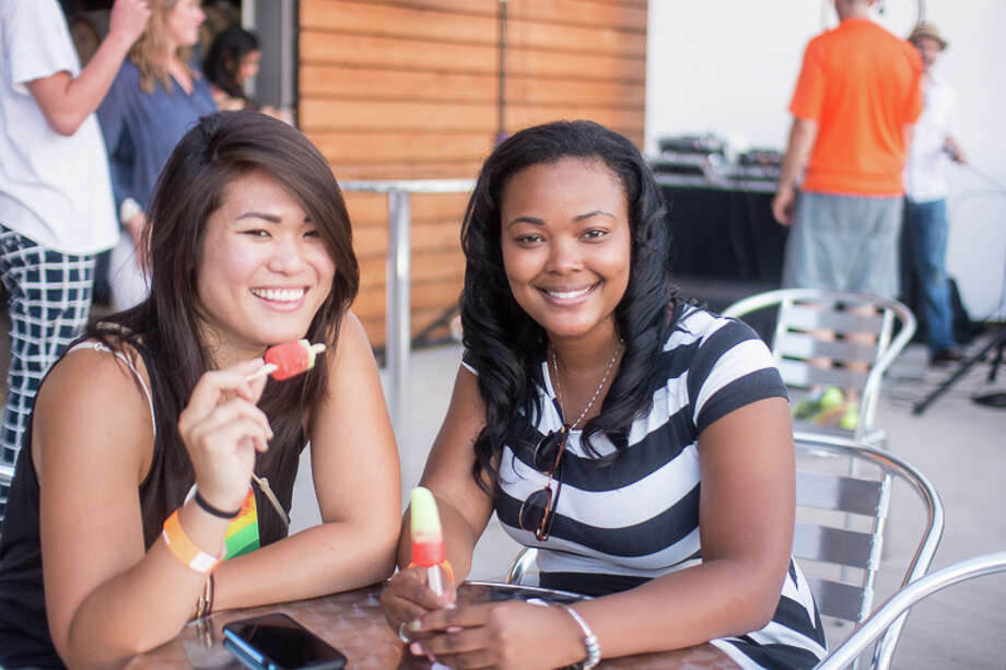 The second annual Ice Cream of San Antonio Competition Saturday, July 23, 2016, at Dorćol Distilling Co. provided San Antonio a perfect way to cool off. Photo: By Chavis Barron For MySA