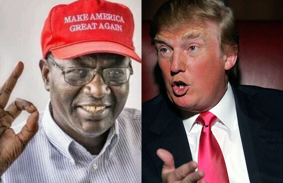 Malik Obama told a newspaper that he's excited to attend the third and final presidential debate on Wednesday.