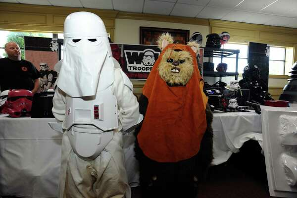 Photos from the first ever Lock City Comic Con held at the Italian Center of Stamford, on Newfield Avenue, on Sunday, July 24, 2016.
