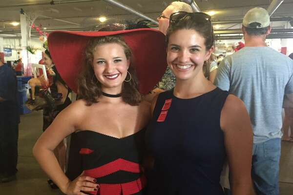 Were you Seen at the 25th annual Hat Contest at the Saratoga Race Course in Saratoga Springs on Sunday, July 24, 2016?