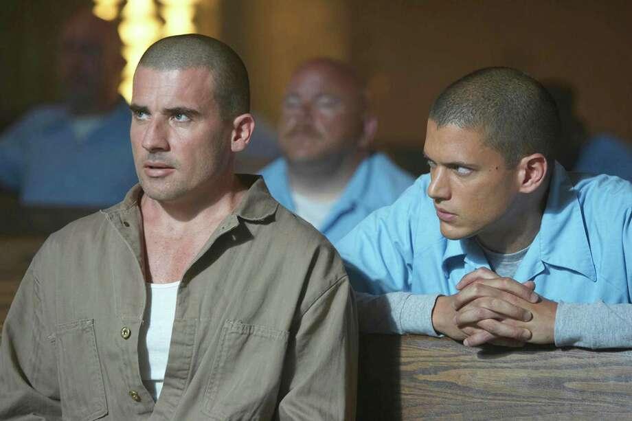 FOX Unveils Prison Break Trailer at Comic-Con