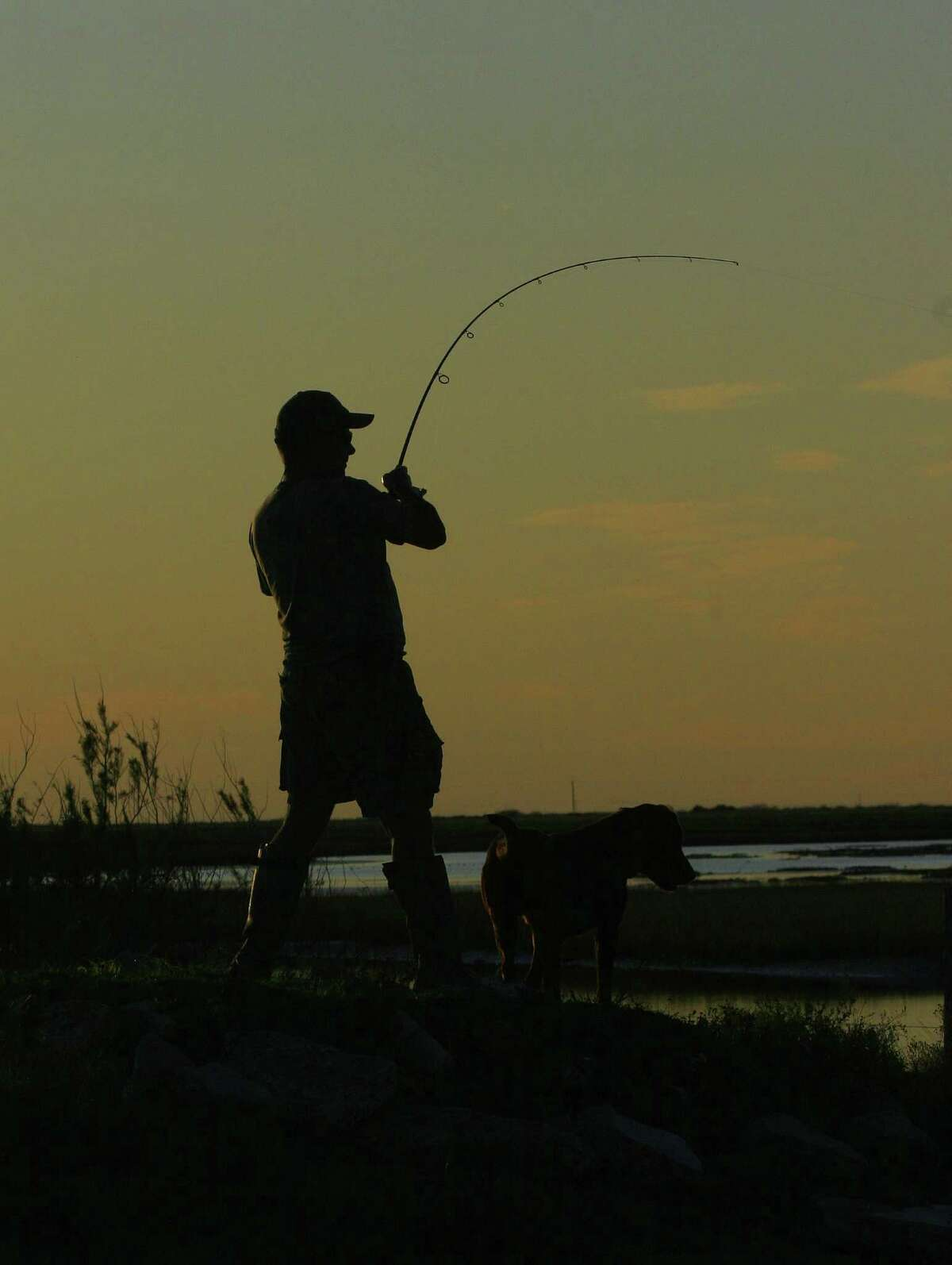 Now through September, Texas anglers who concentrate their efforts between dusk and dawn can enjoy some of the season's best fishing and avoid the miserable, potentially dangerous, heat of a late-summer day.