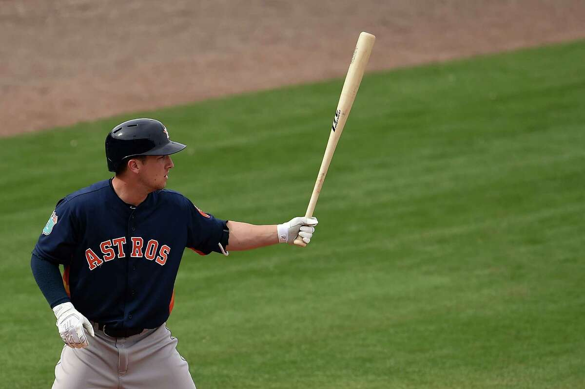 Alex Bregman will make his major-league debut Monday night against the New York Yankees. Browse through the photos to see how other notable Astros' did in their big-league debuts.
