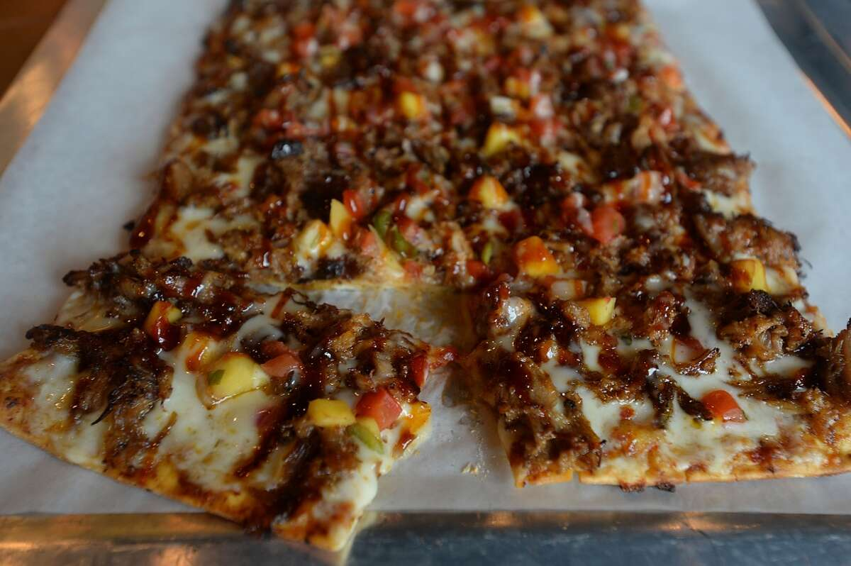 Try the flat bread pizzas at Cotton Creek Winery.