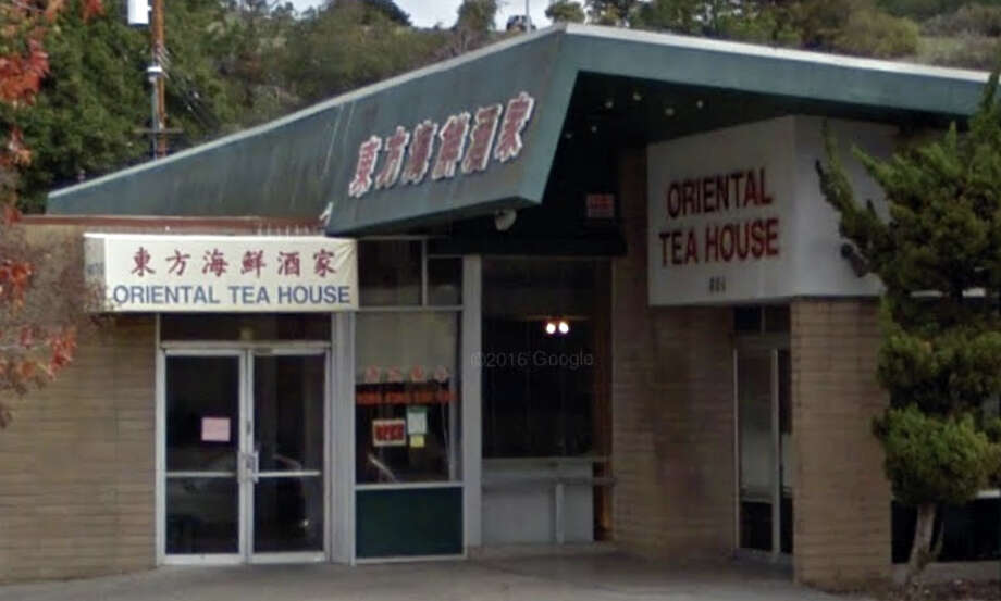 Oriental Tea House (604 MacArthur Blvd., San Leandro)Closed: June 6, 2016Reopened: June 7, 2016Inspection lowlights: Vermin found on premises, restrooms  need to be clean and in good repair with toilet paper provided in an  installed dispenser and a few issues with handwashing and refrigerating  foods properly. Photo: Google Maps