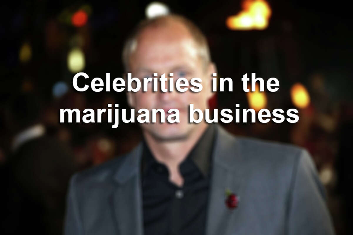 Click through the gallery to see which celebrities have ties to the marijuana business.