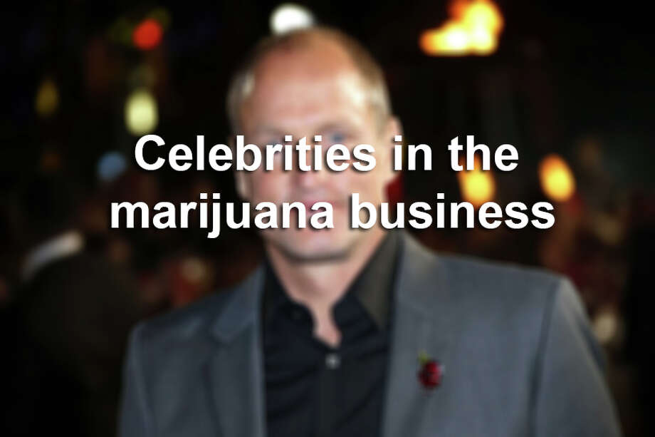 Click through the gallery to see which celebrities  have ties to the marijuana business. Photo: Courtesy
