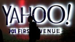 The epilogue in the long, sad story of Yahoo!, the web portal with the perpetually ebullient exclamation mark, is finally being written.