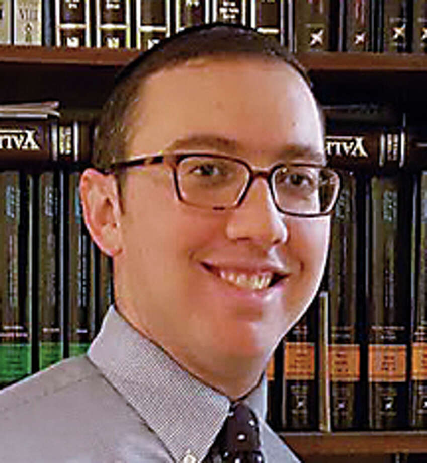 Rabbi Oran Zweiter has joined the clergy at Temple Agudath Sholom in Stamford. Photo: Contributed Photo